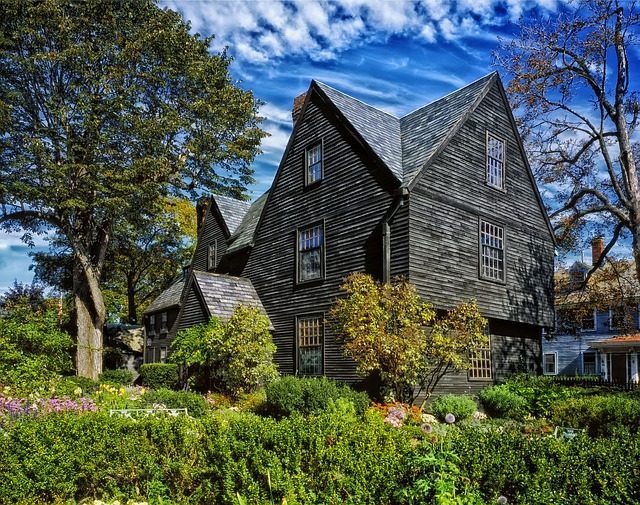 house-of-seven-gables-404200_640