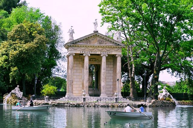 villa-borghese-537945_640